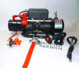 SUV 4X4 Recovery Winch Synthetic Rope Winch (12000lb)