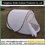 フレームのキャンプの昇進の屋外を日焼けさせるイベントによってはテントが現れる