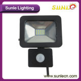 10W Epistar屋外LEDの動きセンサーの洪水ライト(SLFAP5 SMD 10W-PIR)