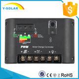Solar-Gleichstrom-Controller 40AMP 12V/24V USD für Sonnensystem mit Licht-u. Timer-Steuerung 40I
