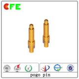 Pin de cobre de Pogo da manufatura para produtos eletrônicos