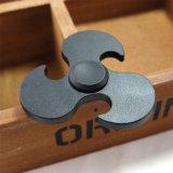 Fire Wheel Shape Metal Fidget Spinner Finger Hand Spinner Toy