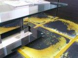 イタリアの多彩な液体の床タイル