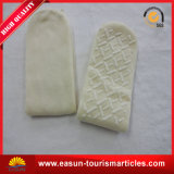 Chaussettes de la qualité 100%Cotton pour la ligne aérienne ou la maison/hôtel