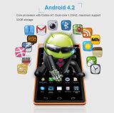 Impressora terminal Android da sustentação da posição, leitor de cartão de RFID, NFC, 2D código de barras, 3G, WiFi, Bluetooth
