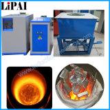 Horno fusorio hidráulico con la máquina de calefacción de inducción