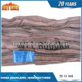 Polyester-rundes Riemen-(um anhebend singen), Textilrunder Riemen 100%