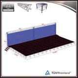Estágio portátil de alumínio móvel de Banquest do estágio