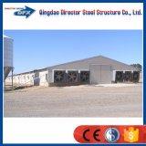 絶縁された低価格のニースの品質の鉄骨構造の建物の小屋