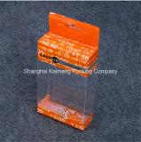 Caixas plásticas do pacote da Conduzir-Luz do animal de estimação de Printed&Foldabale