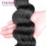 最もよい7A加工されていないブラジルの巻き毛のバージンの毛