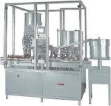 Máquina de etiquetado líquida linear automática de la máquina de embotellado del llenador de Fuall
