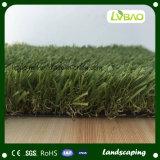 景色4カラーHiqhの品質の人工的な草
