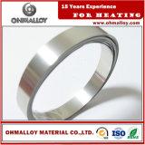 Tutti i generi di striscia della lega 0cr25al5 del calibro Fecral25/5 per il resistore di ceramica