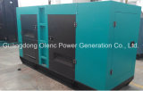 Gerador Diesel silencioso quente das vendas 80kw da fábrica com garantia bienal