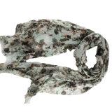 La coutume a estampé l'écharpe mélangée pour des femmes