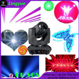 China Moving Head Beam Spot Wash Éclairage 300 Night Club