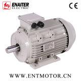 Moteur électrique approuvé du boîtier IE2 d'AL de la CE
