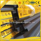 Balaustra di alluminio su ordinazione dell'espulsione del fornitore per il corrimano del balcone