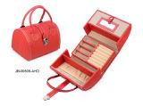 Hangbagの形の方法デザイン革宝石箱