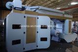 4 Farben-flexographische Drucken-Maschine mit PLC Dr. Blade