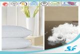 Almohadilla llenada Microfiber del poliester de la almohadilla del cuello el dormir
