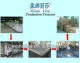 Monalisa El más popular de acrílico cubierta Masaje caliente tina de baño (M-2036)