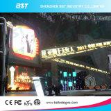 Pantalla de visualización de alquiler caliente de LED de la venta P3mm