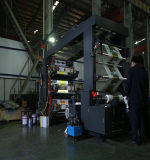 Stampatrice professionale multifunzionale di Flexgraphic di sei colori per il materiale del pacchetto