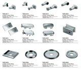 浴室のハンドル、ステンレス鋼、亜鉛合金、FishishのためのFrameless Showrのアクセサリ: Pss、SSS