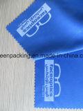 Цвет сини военно-морского флота ткани чистки стекел Microfiber
