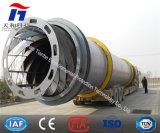 Secador de tambor Equipo de sistema de la máquina de limo, Sluge, carbón, la minería