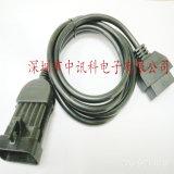 Daewoo 10 P.M. OBD II - 16 Kabel zum P-F