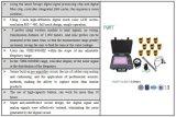 Tiefbaurohrleitung-Leckage-automatisches Analysegerät 8m des druck-Pqwt-Cl900