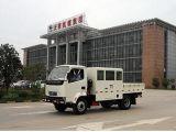 Veículo de dupla função de passageiro e carga de mineração especial à prova de explosão