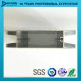 Profil en aluminium pour la porte de guichet de l'Afrique Libye avec l'ODM d'OEM personnalisé de couleurs
