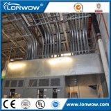 Tubulação elétrica de condutas decorativas de alta qualidade