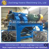 O pneu automático recicl a planta, linha de produção inteira com 2 anos de garantia