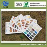 Fabrik-Preis-umweltfreundliche metallische Effekt-Puder-Beschichtung