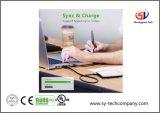 USB 3.0 a un cable Escriba un cable macho a macho para la transferencia de datos