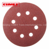 Disco de lixa de fibra para aço inoxidável 115X22.2mm