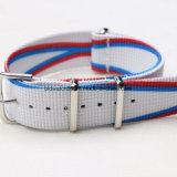 Custom Printed Nylon Nato Watch Strap 22mm Mesh Band Watch