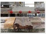 プロフィールの石造りカッター機械花こう岩か大理石のカッター機械