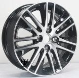 14 pouces roues d'alliage de reproduction de 15 pouces pour Toyota