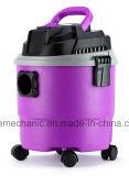 aspirador seco mojado del polvo del agua del tanque plástico de 305p-15L 1400W con o sin el socket
