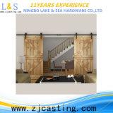 Sistema di legno moderno del portello scorrevole