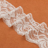 De in het groot Versiering van het Kant van de Polyester Decoratieve Naaiende Bruids voor de Kleding van het Huwelijk