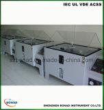 Instrumentos ambientales de la prueba de aerosol de sal de Acss