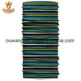 Fördernde Geschenk-Großverkauf-Stretchy Stirnband-MultifunktionsgefäßBandana