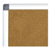 China Manufacturer Cork Board com quadro quadro quadro de avisos